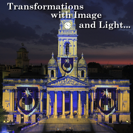 Transformations with Image and Light..